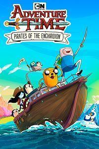 Adventure Time: Pirates of the Enchiridion cover art