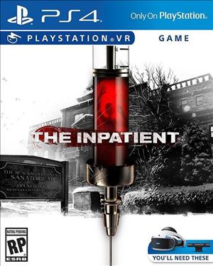 The Inpatient cover art