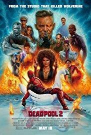 Deadpool 2 cover art
