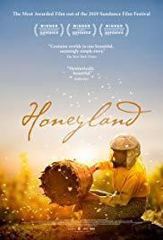 Honeyland cover art