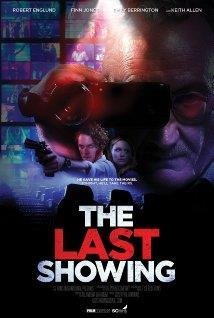 The Last Showing cover art