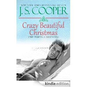 Crazy Beautiful Christmas (The Martelli Brothers, #4) cover art