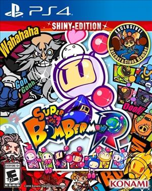 Super Bomberman R cover art