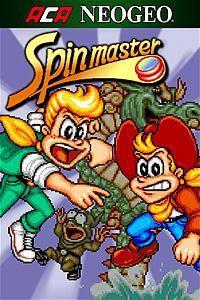ACA NeoGeo Spinmaster cover art