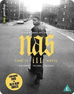 Nas: Time is Illmatic cover art