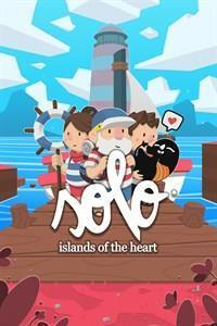 Solo: Islands of the Heart cover art