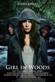 Girl in Woods cover art