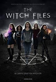 The Witch Files cover art