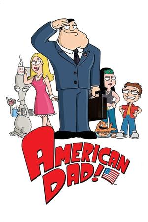 American Dad! Season 17 cover art
