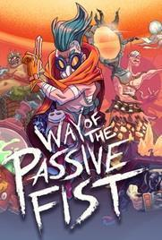 Way of the Passive Fist cover art