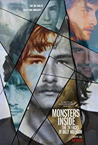 Monsters Inside: The 24 Faces of Billy Milligan cover art