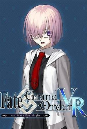 Fate/Grand Order VR feat. Mash Kyrielight cover art