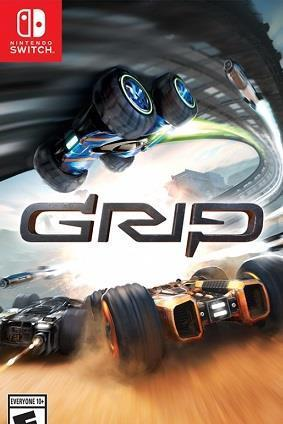 GRIP cover art