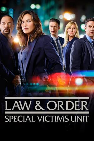 Law & Order: SVU Season 20 (Part 2) cover art
