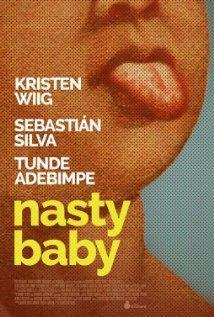 Nasty Baby cover art