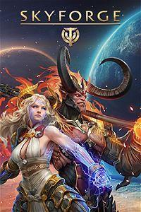 Skyforge cover art