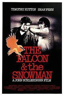 The Falcon and the Snowman cover art