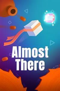 Almost There: The Platformer cover art