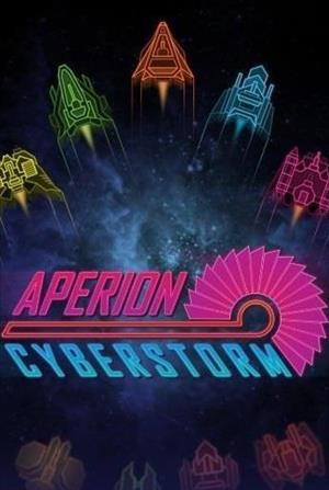 Aperion Cyberstorm cover art