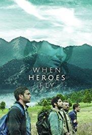 When Heroes Fly season 1 cover art