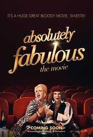 Absolutely Fabulous: The Movie cover art