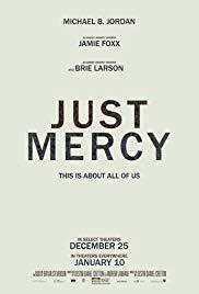 Just Mercy cover art