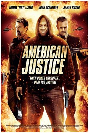 American Justice cover art