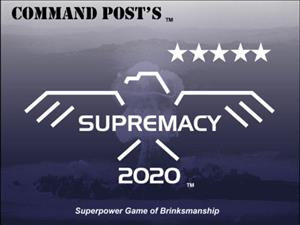 Supremacy 2020 cover art