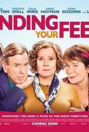 Finding Your Feet cover art