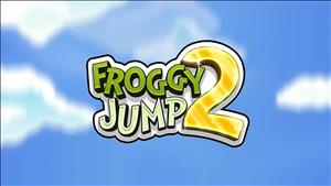 Froggy Jump 2 cover art