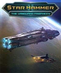 Star Hammer: The Vanguard Prophecy cover art