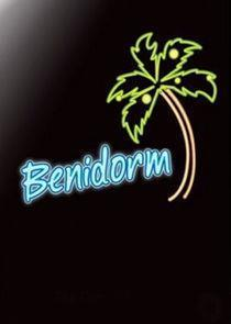 Benidorm Season 9 cover art