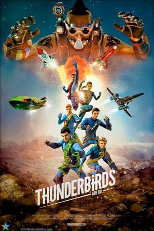 Thunderbirds Are Go! Season 4 cover art