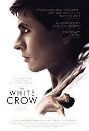 The White Crow cover art