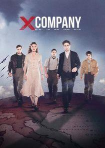X COMPANY Season 1 cover art