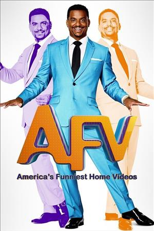 America's Funniest Home Videos Season 30 cover art