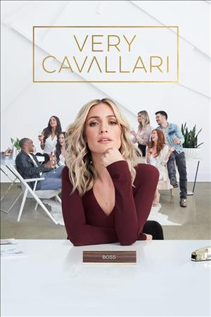 Very Cavallari Season 1 cover art