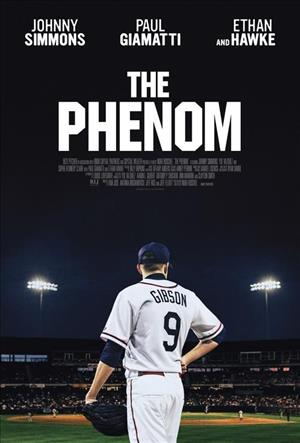 The Phenom cover art