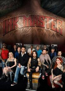 Ink Master Season 8 cover art