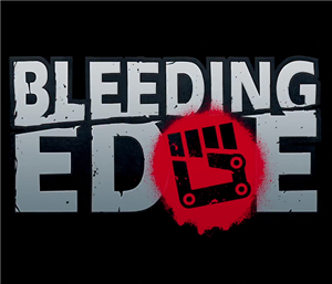 Bleeding Edge cover art
