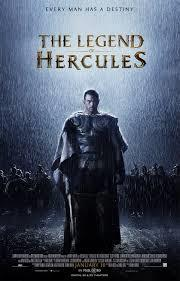 The Legend of Hercules cover art