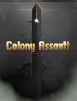 Colony Assault cover art