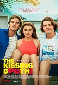 The Kissing Booth 3 cover art