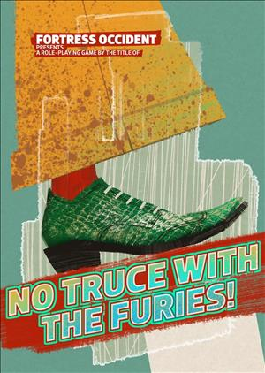 No Truce With the Furies cover art