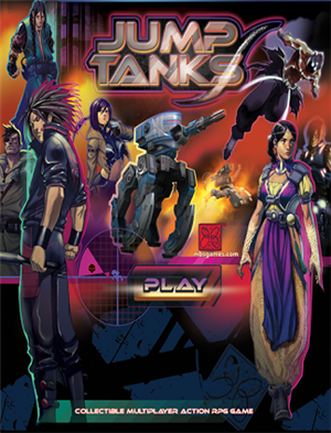 Jump Tanks cover art