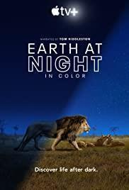 Earth at Night In Color Season 1 cover art