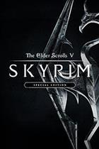 Game The Elder Scrolls V: Skyrim Special Edition  Switch cover art