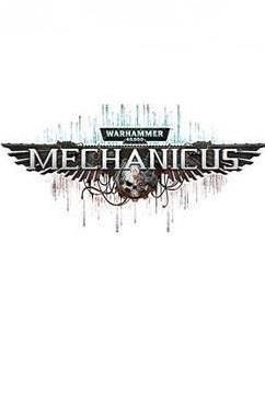 Warhammer 40,000: Mechanicus cover art