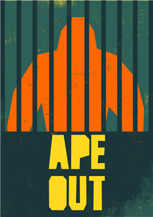 Ape Out cover art