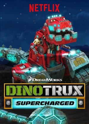 Dinotrux Supercharged Season 2 cover art